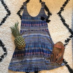 Patterned Sun dress